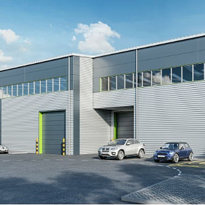 Chertsey Business Park